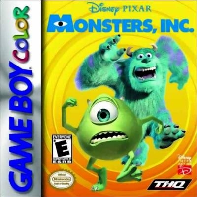 Monsters, Inc. [Europe] image