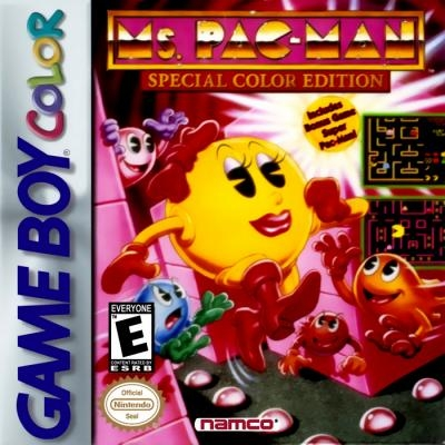 Ms. Pac-Man : Special Colour Edition [Europe] image
