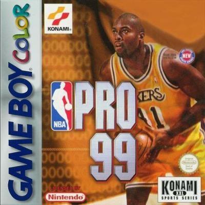 NBA Pro '99 [Europe] image