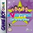logo Emuladores NSYNC : Get to the Show [USA]