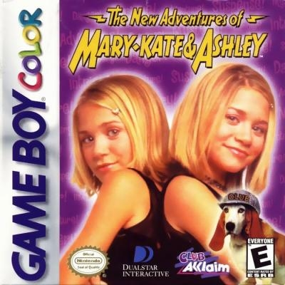 The New Adventures of Mary-Kate & Ashley [USA] image