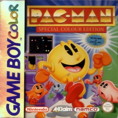 Pac-Man : Special Colour Edition [Europe] image