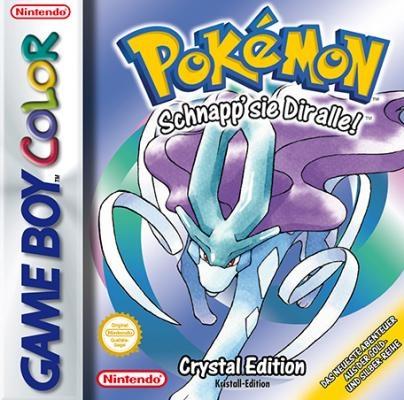 Pokémon : Kristall-Edition [Germany] image