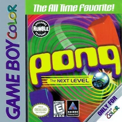 Pong: The Next Level [USA] image