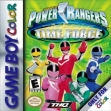 logo Emulators Power Rangers - Time Force [USA]