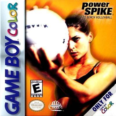 Power Spike : Pro Beach Volleyball [USA] image