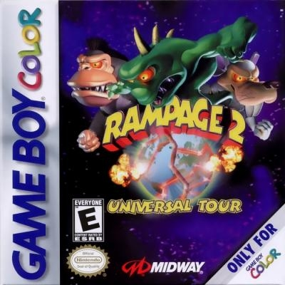 Rampage 2: Universal Tour [USA] image