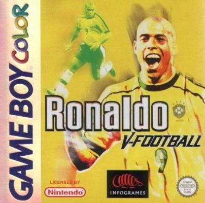Ronaldo V-Soccer [Europe] image