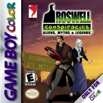 Roswell Conspiracies - Aliens, Myths & Legends [USA] image