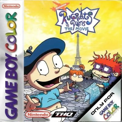 Rugrats in Paris: The Movie [Europe] image