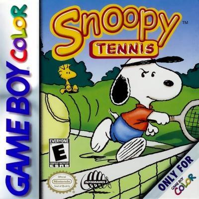 Snoopy Tennis [Japan] image