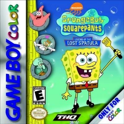 SpongeBob Squarepants: Legend of the Lost Spatula [USA] image