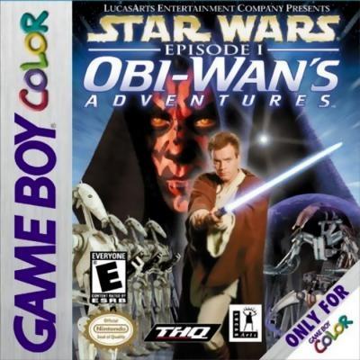 Star Wars: Episode I - Obi-Wan's Adventures [USA] image