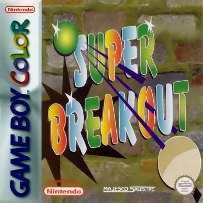 Super Breakout! [Europe] image