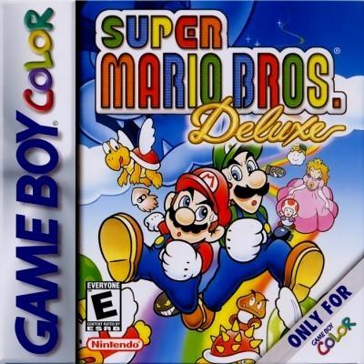 Super Mario Bros. Deluxe [Japan] image