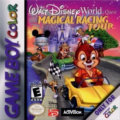 Walt Disney World Quest Magical Racing Tour [Europe] image