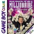 Логотип Emulators Who Wants to Be a Millionaire : 2nd Edition [USA]