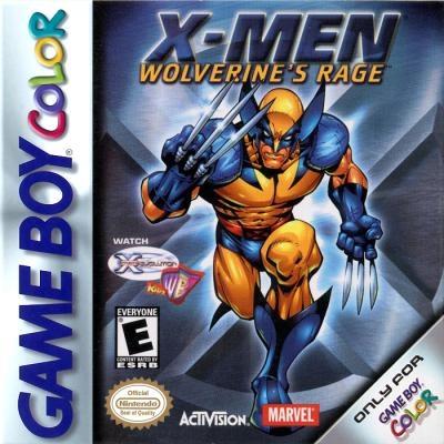 X-Men: Wolverine's Rage [Europe] image