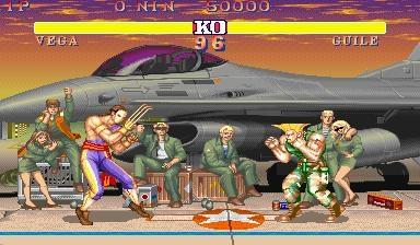 STREET FIGHTER II' : CHAMPION EDITION (CLONE) image