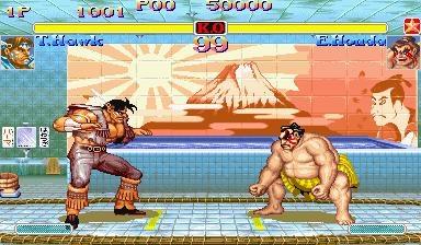 SUPER STREET FIGHTER II TURBO [USA] (CLONE) image