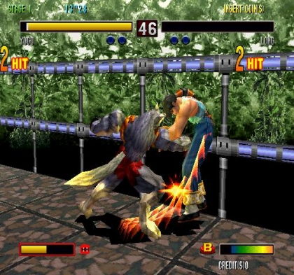 BLOODY ROAR 2: THE NEW BREED [ASIA] (CLONE) image