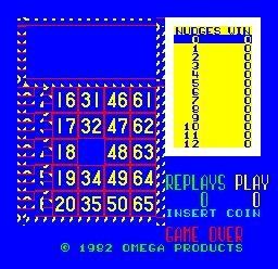 CAL OMEGA - GAME 12.5 image