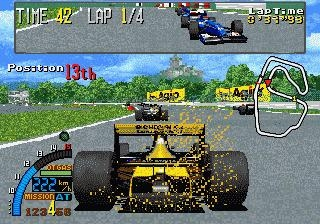 F1 SUPER LAP [JAPAN] (CLONE) image