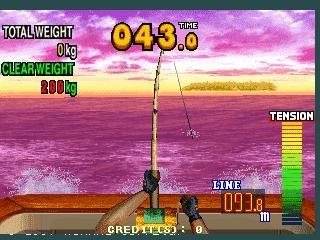 FISHERMAN'S BAIT - MARLIN CHALLENGE (CLONE) image
