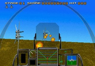G-LOC AIR BATTLE (CLONE) image