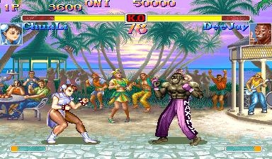 HYPER STREET FIGHTER II: THE ANNIVERSARY EDITION [USA] image