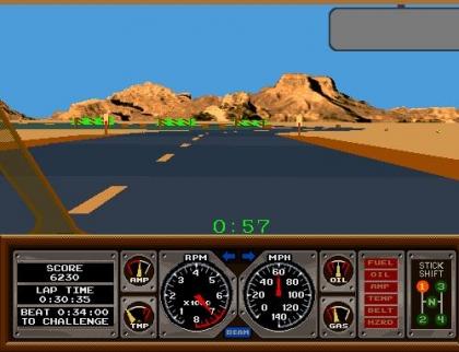 RACE DRIVIN' (CLONE) image