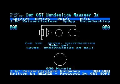 BUNDESLIGA-MANAGER 3 (CLONE) image
