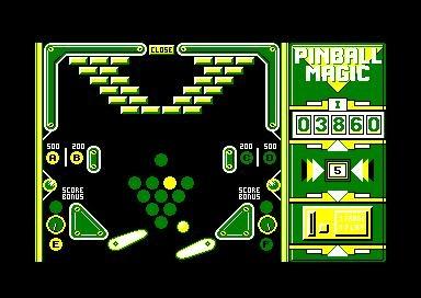 PINBALL MAGIC (CLONE) image