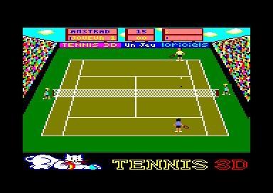 TENNIS 3D (CLONE) image