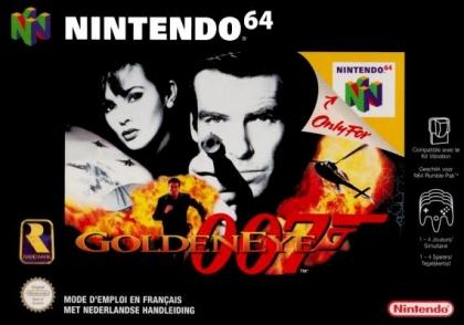 GoldenEye 007 [Europe] image