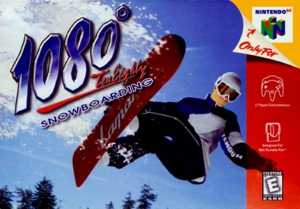 1080 TenEighty Snowboarding [USA] image