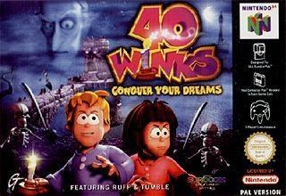 40 Winks [Europe] (Proto) image