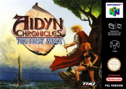 Aidyn Chronicles - The First Mage [Europe] image
