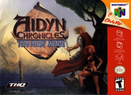 Aidyn Chronicles : The First Mage [USA] image