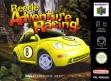 Logo Emulateurs Beetle Adventure Racing! [Europe]