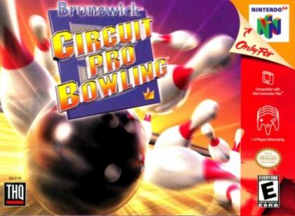 Brunswick Circuit Pro Bowling [USA] image