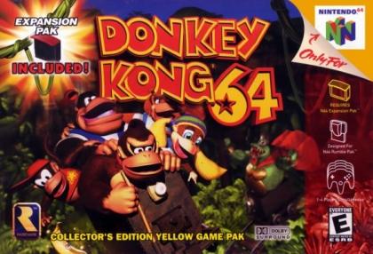 Donkey Kong 64 [USA] image