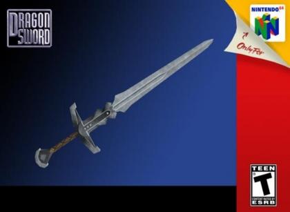 Dragon Sword 64 [USA] (Proto) image