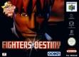 logo Emulators Fighters Destiny [Europe]