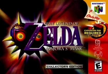 The Legend of Zelda : Majora's Mask [USA] image