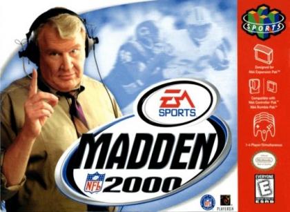 Madden NFL 2000 [USA] image