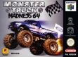 logo Emulators Monster Truck Madness 64 [Europe]