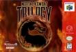 Логотип Emulators Mortal Kombat Trilogy [USA]