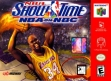 Logo Emulateurs NBA Showtime : NBA on NBC [USA]