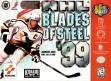Логотип Emulators NHL Blades of Steel '99 [USA]